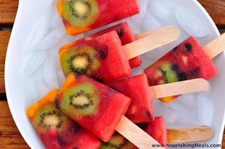 הקיץ מגיע - וזה בדיוק הזמן לשלגונים בריאים