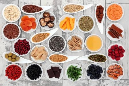 מזונות העל - שיפור עוצמתי וטעים לתזונה