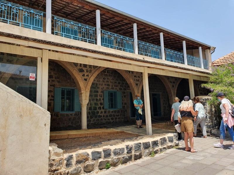 חופשה בריאה בצפון - מוזיאון כפר כמא